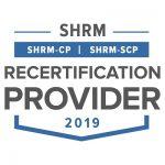 SHRM Recertification Provider Logo 2019