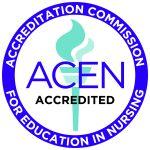 ACEN Accreditation Seal Logo