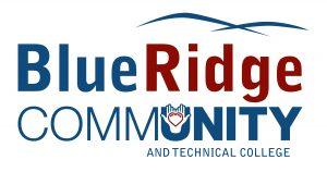 Blue Ridge CommUNITY and Technical College Logo: Unity Emphasized