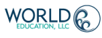 Word education llc logo
