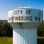 City of Martinsburg Water Tower