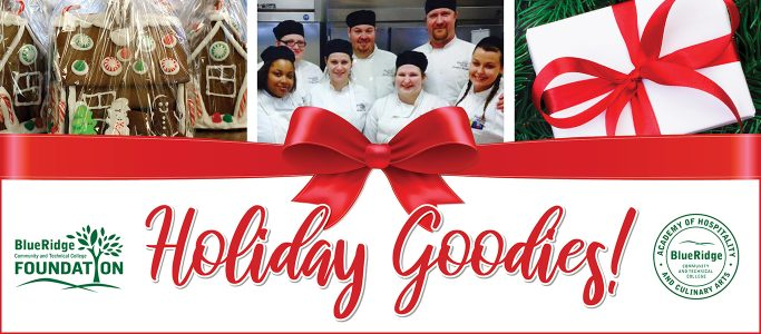 Holiday Goodies picture of Culinary Students